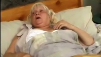 Fat brown granny Vicky Salas gets her unsightly furry twat drilled complicated