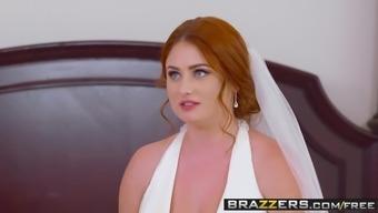 Brazzers - Brazzers Exxtra - Filthy Future bride scene starring Lenn