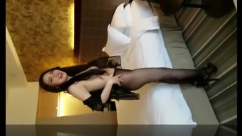 Premium Oriental tramp interests to effectively wee facing the digital camera and she's got a great ass