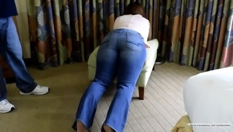 Student Punished toward the School Cheap flights! - (Spanking)