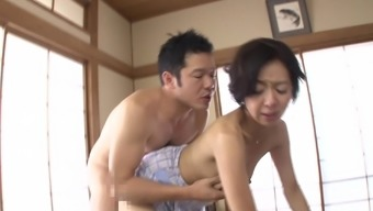 Wonderful orgy session by using a several nasty Japanese females