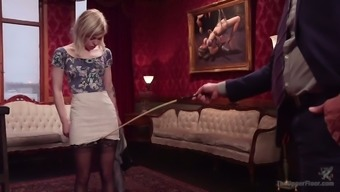Kinky mustang fucks involved hooker Veruca James and her partner