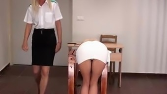 Caning and Detention