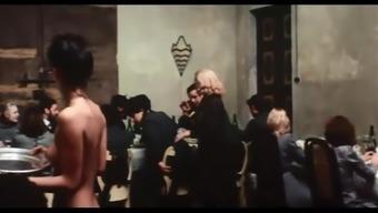 Salo best clips - 1975 - Banquet scene