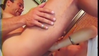 The Tranny That Takes It In The Fanny - Scene 1