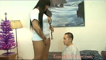 Demii Nova Tranny Clinician Medical Butt Pay homage to and Anal passage Fucking