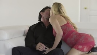 Remarkable wife Cherie Deville and her mean GF are switching husbands