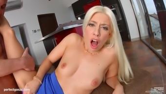 jessie volt serious anal intense gonzo scene by stupid ass internet traffic