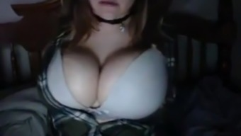 Naughty Undesirable Love by using a Enjoyable looking Major Tits