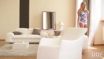 Horny Triathlete Porno star Christen Courtney Prod explodes to Maximum