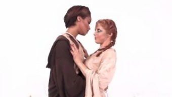 Skin area Gem dress up lesbian fucking
