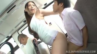 japanese people shuttle