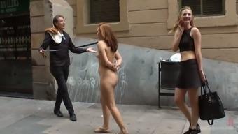 Public tarnish is the horniest technique to please slavery fanatic Pamela Sanchez