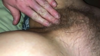 Furry pussy play