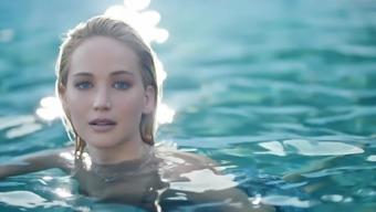 Jennifer Lawrence Attractive Ad
