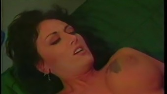 Horny brunette of my buddy is ready to be fucked doggy style