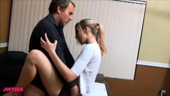 Blonde amateur milf does anal on pov camera 09