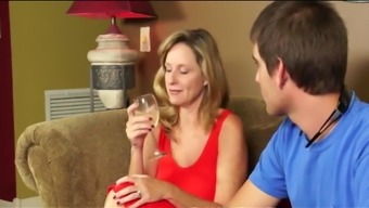 Hot Milf Having Sex Fun With Younger Dude