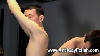 Twink movie Dan Spanks And Feeds