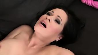 MILF Diana Swiet Fucked by a Black Hunk
