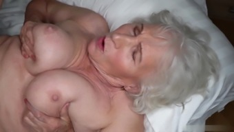 FULL! Norma cheating on her grandfather in the next bedroom