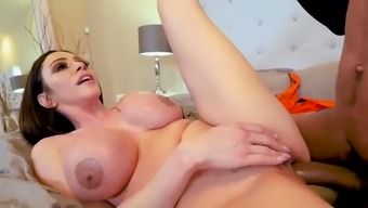 Milf big tits glasses Trading Pussy For Cookies