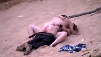 Shore Voyeur Topless Horny Seashore Little girls Spycam Hd Online video