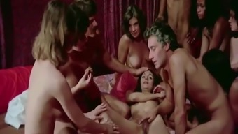 Interracial Hippie Orgies (1976)