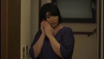 Michika yagi aunt&#39s big tits