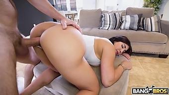 Incredible homemade POV video of Latina Valerie Kay having sex