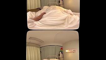 Ayumi Kimito in Ayumi Kimito Secret Creampie Sex with Nurse - V1VR