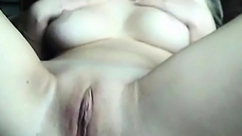 Pretty ukrainian girl flash tits and pussy on webcam