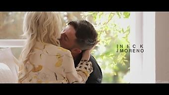 Romantic Getaway - Georgie Lyall & Nick Moreno - SexArt