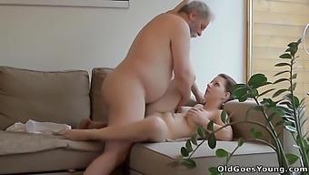 Left Alone With Grandpa