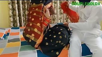 Indian hot wife ke sath second suhagrat ki jabardast step