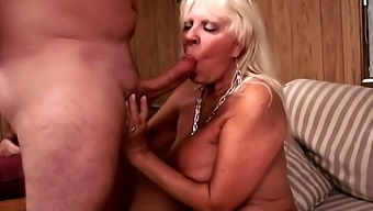 Hot blondes wild group sex