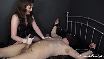 Made To Eat His Cum