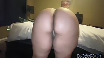 Back shots and missionary for this pregnant Thot!