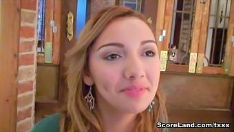 Chesty Chica Part 3 - Paola Rios - Scoreland