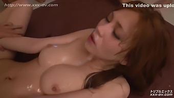 Ameri Bukkake With Ameri Ichinose