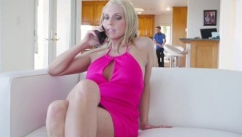 FamilyStrokes - Persuaded BY My Warm Gold-Digging Step-Mom