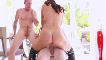 Keisha Dull DPd - She Can Control The Cocks