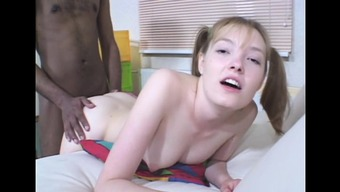 Youngster Can take BBC In Stupid ass and Swallows