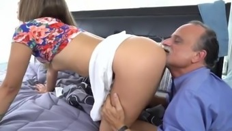 Young adult anal new high definition first timers Liza and
