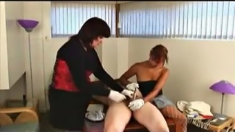 A couple of tramps doing CBT