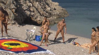 Vignettes on a Naked Shore 8(eight)