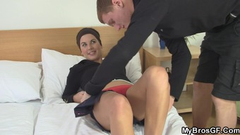 His special wife drains and excursions another penis!