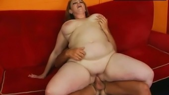 Exotic BBW chicken with big ass face fucks and fucks such as a sexual intercourse monster