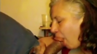 My Wedded Granny BBW Bitch National Pissing and Handle Fucked