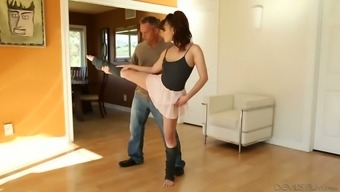 Sexy minx Alison Rey loves delivering an individual a BJ and he or she appreciates it from behind
